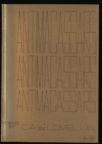 9780947612030: Antimacassars