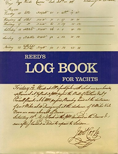 9780947637170: Reed's Log Book for Yachts