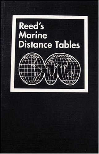 Reed's Marine Distance Tables, 8th Edition (Deck: Caney, R W