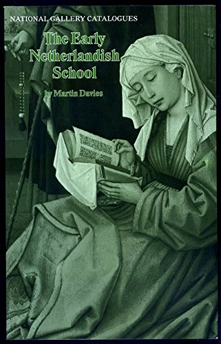 9780947645236: The Early Netherlandish School (National Gallery catalogues)