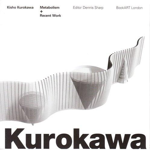 9780947648275: Kisho Kurokawa: Metabolism and Recent Work