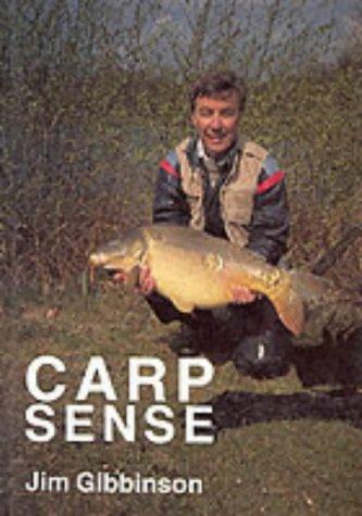 CARP SENSE. By Jim Gibbinson.: Gibbinson (James Arthur). (b. 1941).
