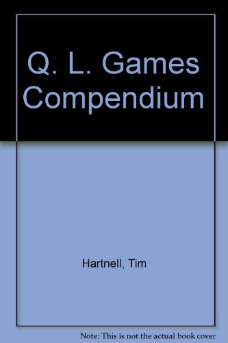 QL Games Compendium (0947695044) by Hartnell, Tim