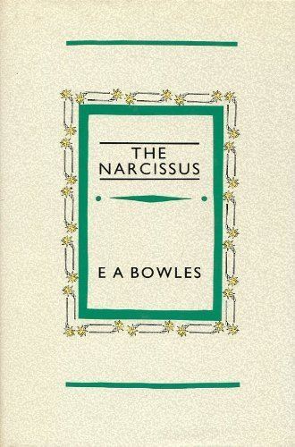 A Handbook Of Narcissus.: Bowles, E. A.