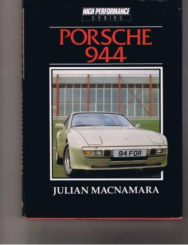 9780947754006: Porsche 944 (High performance series)