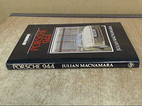 Porsche 944 (High Performance Series): MacNamara, Julian