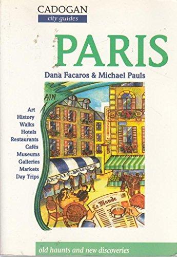 9780947754365: Paris (Cadogan City Guides)