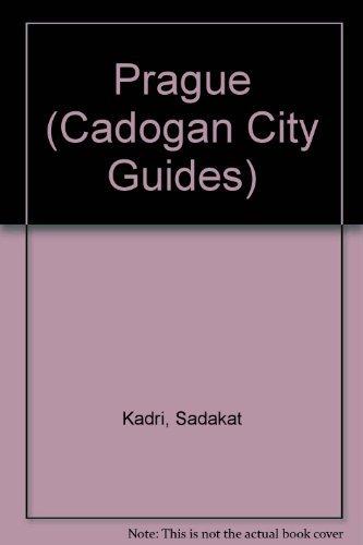 9780947754471: Prague (Cadogan City Guides)