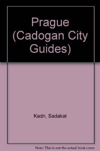 9780947754471: Prague (Cadogan City Guides)