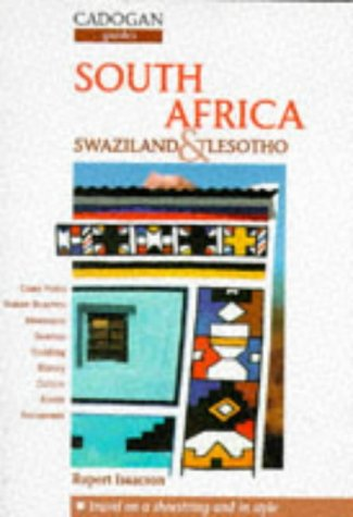 9780947754716: South Africa: Swaziland and Lesotho (Cadogan Guides)