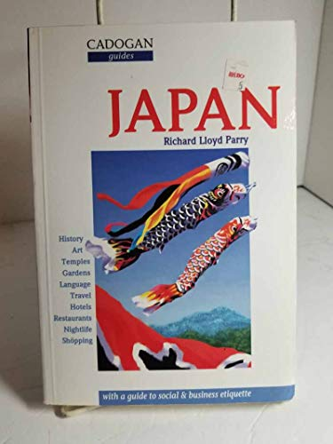 Japan (Cadogan Guides): Parry, Richard Lloyd