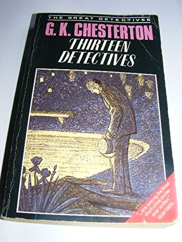 9780947761233: Thirteen detectives