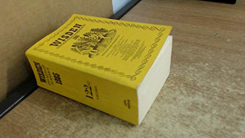 Wisden Cricketers' Almanack 1985 (0947766014) by Woodcock, John