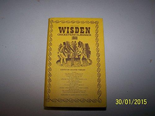 Wisden Cricketers' Almanack 1988: John Wisden & Co Ltd