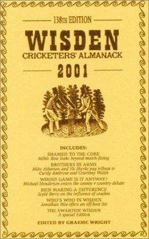9780947766634: Wisden Cricketers' Almanack 2001 (Wisden Books)