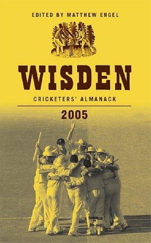 9780947766894: Wisden Cricketers' Almanack 2005
