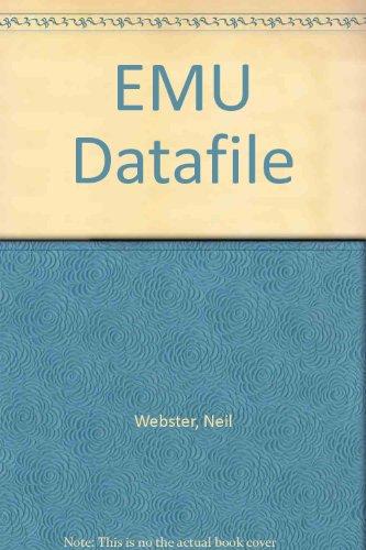 9780947773489: EMU Datafile 1995