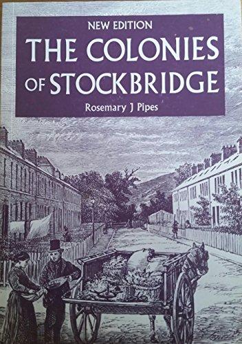 9780947782221: The Colonies of Stockbridge
