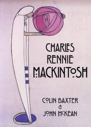 9780947782450: Charles Rennie Mackintosh (Lomond Scottish Guides)