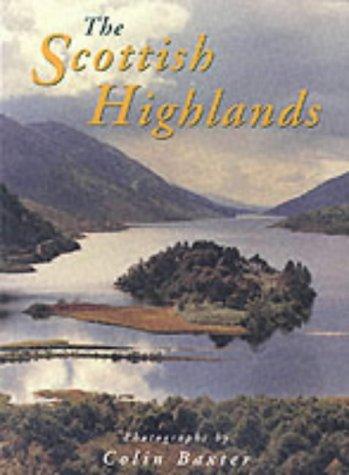 9780947782627: Scottish Highlands (Lomond Scottish Guides)