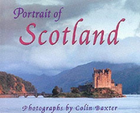 Portrait of Scotland: COLIN BAXTER