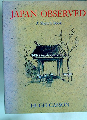 Japan Observed a Sketch Book (0947792813) by Hugh Casson