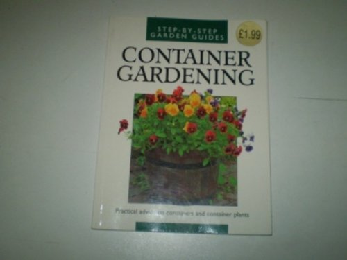 Container Gardening: Ilse Hoger-Orthner