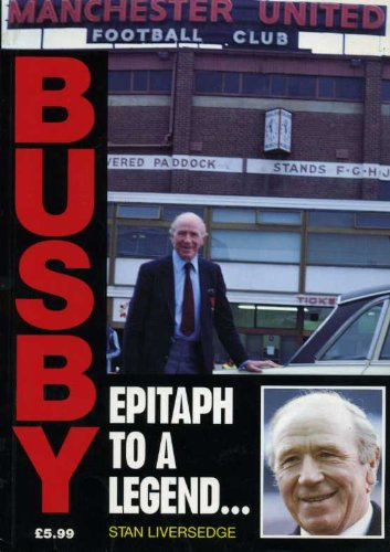 9780947808358: Busby: Epitaph to a Legend