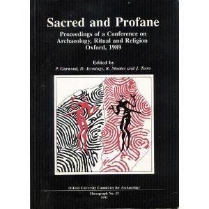 9780947816322: Sacred and Profane
