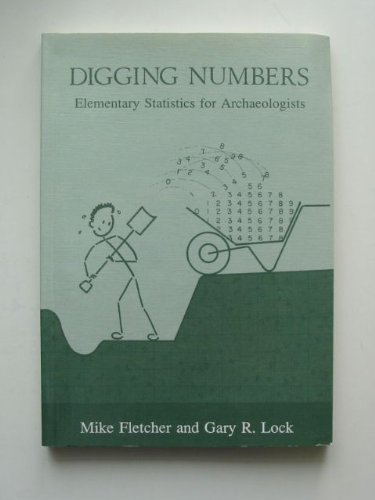 9780947816339: Digging Numbers: Elementary Statistics for Archaeologists