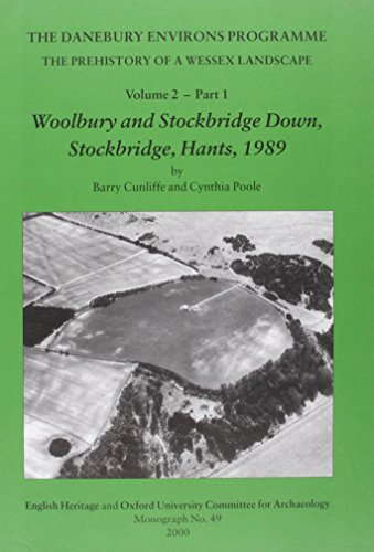 The Danebury Environs Programme: v. 2: The Prehistory of a Wessex Landscape (Hardback)