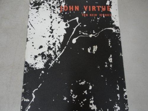 John Virtue: Ten New Works (Lisson Gallery: Virtue, John] Cork,