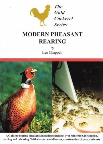 9780947870522: Modern Pheasant Farming (Gold Cockeral Series)