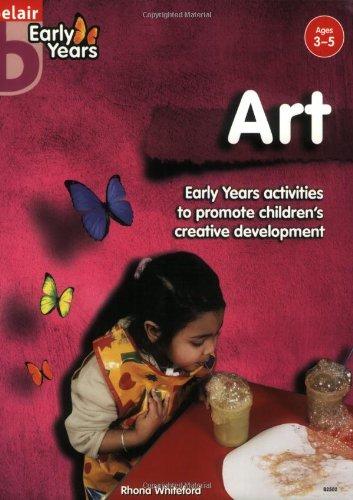 9780947882501: Belair Early Years – Art
