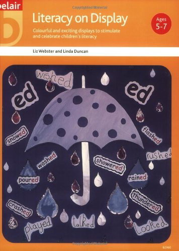 9780947882969: Literacy on Display (Belair a World of Display PSHCE)