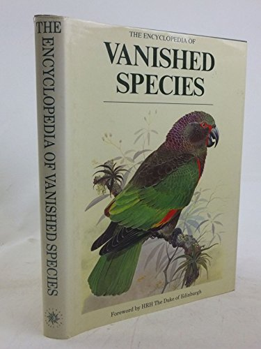 9780947889302: The encyclopedia of vanished species