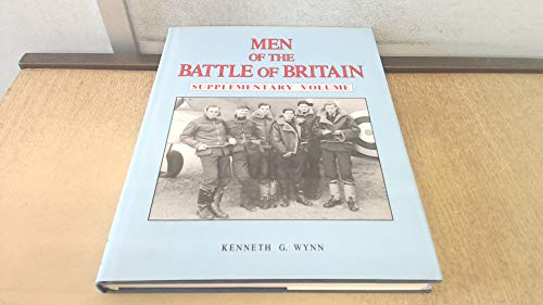 Men of the Battle of Britain: Supplementary: Wynn, Kenneth G.