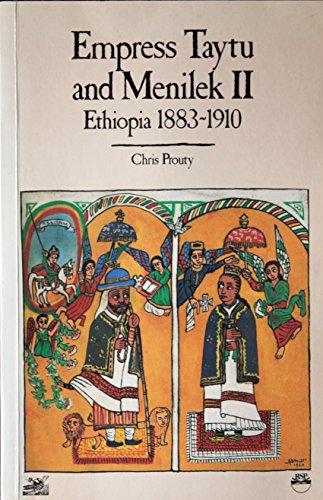 9780947895013: Empress Taytu and Menelik II : Ethiopia 1883-1910