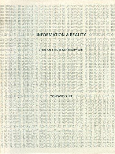 9780947912277: Information & Reality: Korean Contemporary Art
