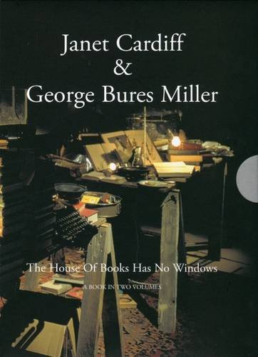 9780947912543: Janet Cardiff and Gerorge Bures Miller: v. 2: The House of Books Has No Windows: Vol 2