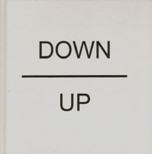 9780947912895: Martin Creed - Down Over Up