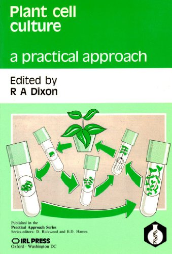 9780947946227: Plant Cell Culture: A Practical Approach (Practical approach series)