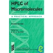 9780947946784: HPLC of Small Molecules: A Practical Approach (The Practical Approach Series)