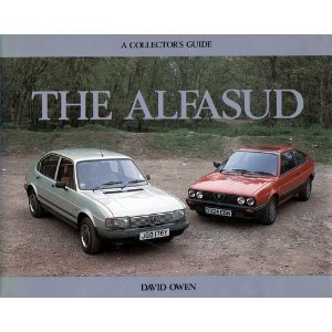 9780947981006: The Alfasud: A Collector's Guide