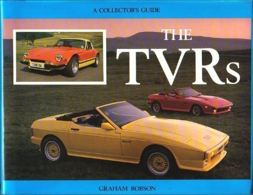 9780947981174: The Tvr's: Collectors Guide (A collector's guide)