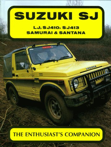 9780947981341: Suzuki SJ: The Enthusiast's Companion (The Enthusiast's Companion series)