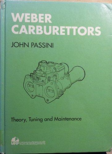 9780947981679: Weber Carburetors