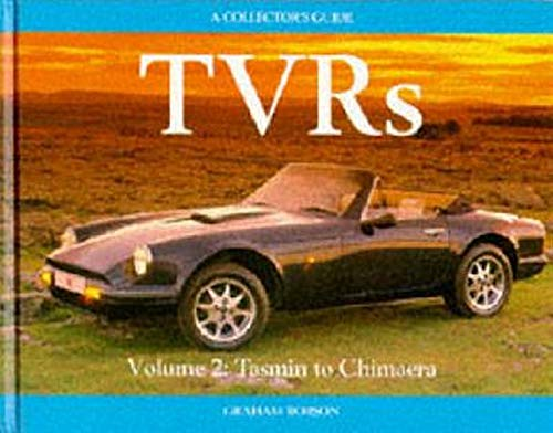 9780947981815: Tvrs: Tasmin to Chimaera Collector's Guide (Collector's Guide Series)
