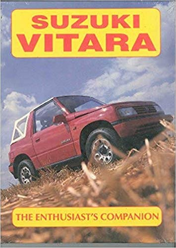 9780947981938: Suzuki Vitara: The Enthusiast's Companion (The Enthusiast's Companion series)