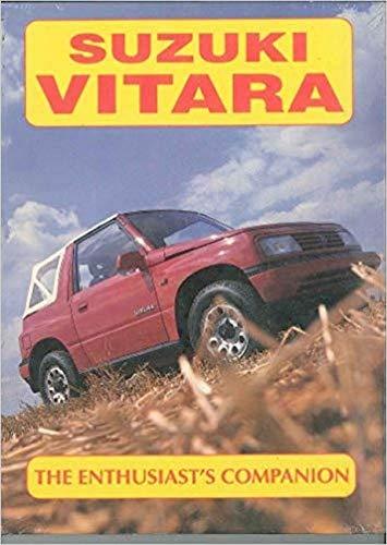 9780947981938: Suzuki Vitara: The Enthusiast's Companion